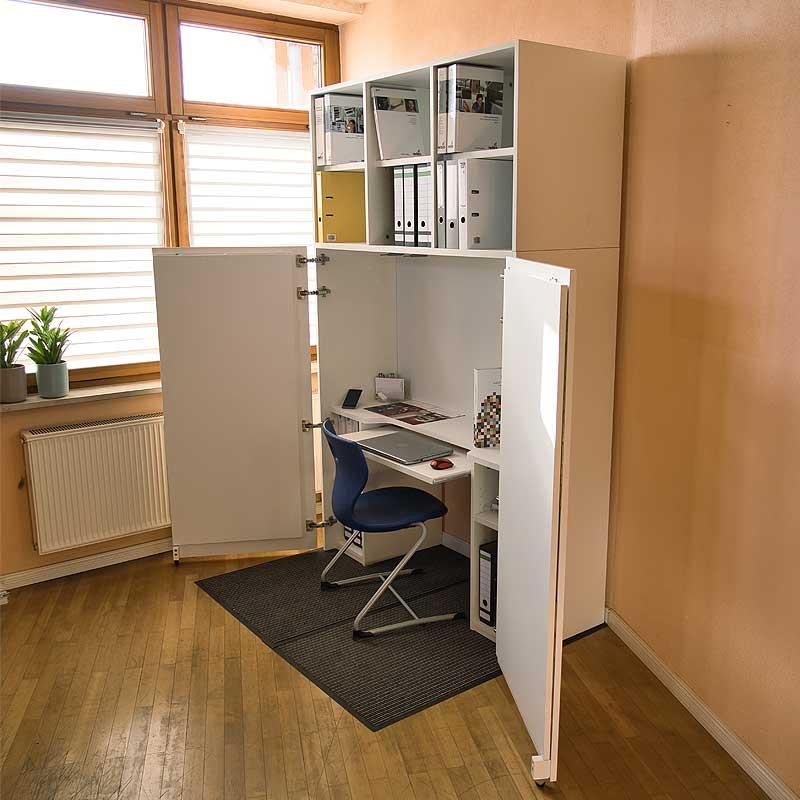 Aufsatzelement BASIC für HomeBox 120 und 160 - Home-Office auf Mass - Shop
