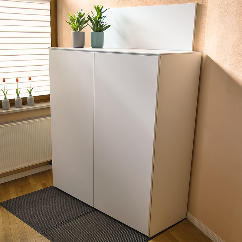 HomeBox - Home-Office im Schrank - Designsstark